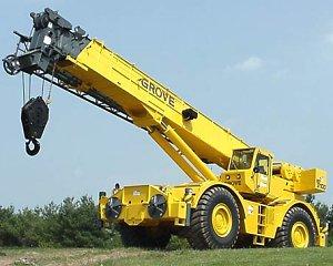machine cranes